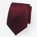 Krawatte bordeauxrot